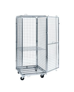 Hylde til rullecontainer (ekskl.). L720  mm