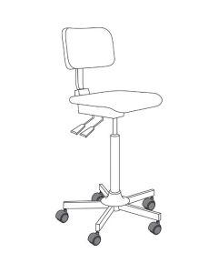Hjulsæt til stol - Global