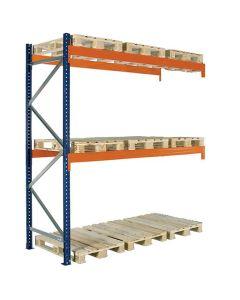 Pallereol tillægsfag. H2500 x L2725 mm / 1500 kg