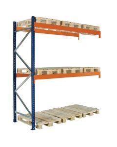 Pallereol tillægsfag. H3000 x L2725 mm / 1500 kg