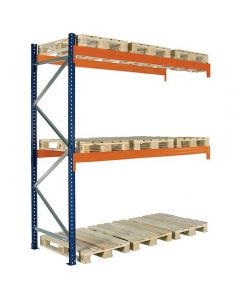 Pallereol tillægsfag. H3000 x L2725 mm / 3000 kg