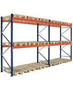 Pallereol 2 fag. H4000 x L5660 mm / 3000 kg