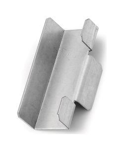 Sikringsplade for spånplade til pallereol. B30 mm