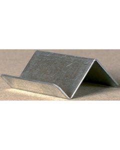 Sikringsplade for spånplade til pallereol. B50 mm