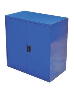 Opbevaringsskab H900 mm. Blå