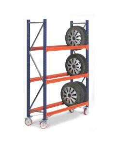 Dækreol 1 fag. På hjul