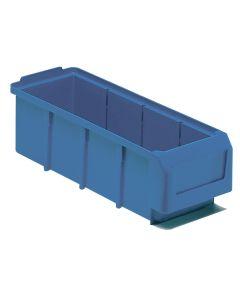 Lagerkassette H90 x B116 x D300 mm. Blå