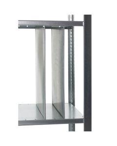 HI280 skilleplade H500 x L500 mm. Galvaniseret