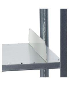 HI280 skilleplade H90 x D500 mm. Hvid