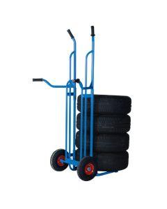 Sækkevogn til dæk - 200 kg