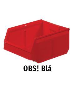 Forrådsbakke L300 mm. Blå. Arca (9067)
