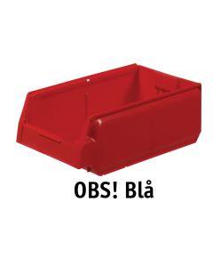 Forrådsbakke L400 mm. Blå. Arca (9068)