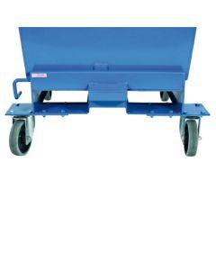 Beslag kit til tipcontainer (4 stk.)