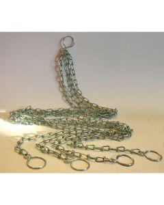 Kæde til kuppelspejl. Til Ø1250 mm
