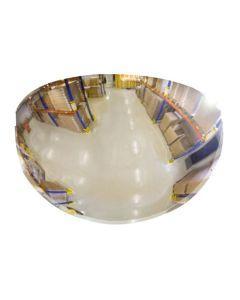 Kuppelspejl 180* Ø1250 mm. Indendørs